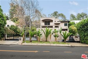 Photo of 1600 BENEDICT CANYON Drive, Beverly Hills, CA 90210 (MLS # 19423184)