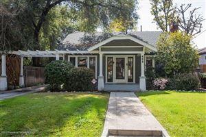 Photo of 468 ATCHISON Street, Pasadena, CA 91104 (MLS # 818001184)