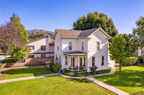 Photo of 142 North OLIVE Street, Santa Paula, CA 93060 (MLS # 219006185)