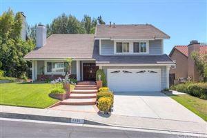 Photo of 6904 CASTLE PEAK Drive, West Hills, CA 91307 (MLS # SR18145185)