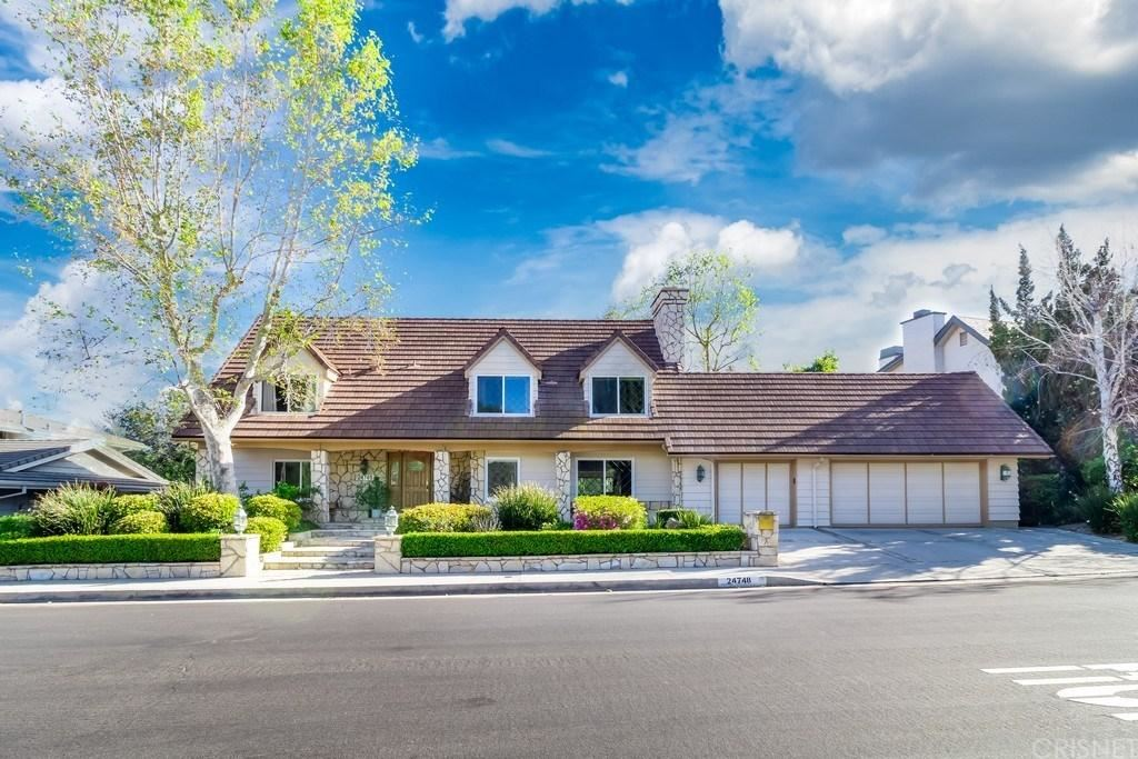 Photo for 24748 EILAT Street, Woodland Hills, CA 91367 (MLS # SR18070185)