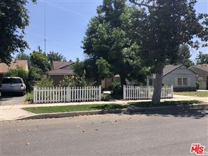 Photo of 5826 SALOMA Avenue, Van Nuys, CA 91411 (MLS # 19529186)