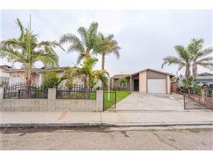 Photo of 417 GUIBERSON Street, Santa Paula, CA 93060 (MLS # SR18207186)