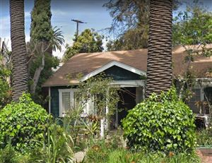 Photo of 7719 LEXINGTON Avenue, West Hollywood, CA 90046 (MLS # SR19205186)