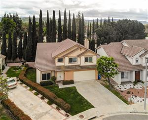 Photo of 2715 GOLF MEADOWS Court, Simi Valley, CA 93063 (MLS # 219003187)