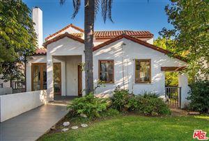 Photo of 2714 WASHINGTON Avenue, Santa Monica, CA 90403 (MLS # 19461188)