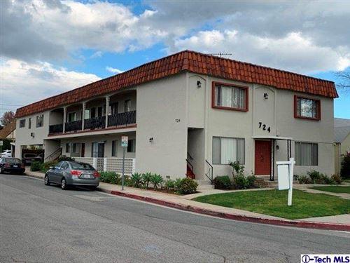 Photo of 724 North HOWARD Street, Glendale, CA 91206 (MLS # 320001189)