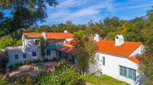 Photo of 701 FOOTHILL Road, Ojai, CA 93023 (MLS # 220002191)