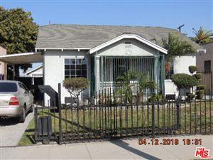 Photo of 6608 2ND Avenue, Los Angeles , CA 90043 (MLS # 18333194)