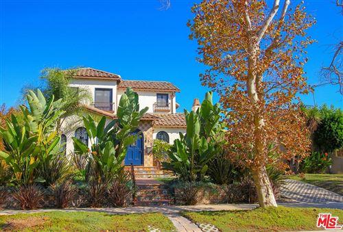 Photo of 358 South MANSFIELD Avenue, Los Angeles , CA 90036 (MLS # 20557194)
