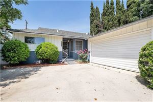 Photo of 17227 ELKWOOD Street, Lake Balboa, CA 91406 (MLS # SR19116194)
