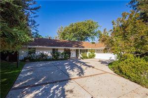 Photo of 4745 POE Avenue, Woodland Hills, CA 91364 (MLS # SR19222194)