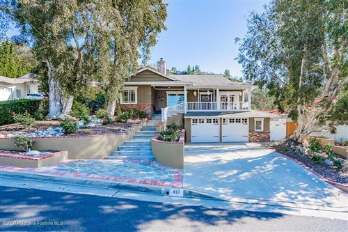 Photo of 491 PAULETTE Place, La Canada Flintridge, CA 91011 (MLS # 820001195)