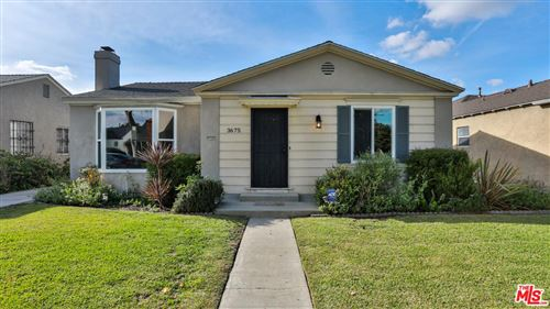 Photo of 3675 GRAYBURN Avenue, Los Angeles , CA 90018 (MLS # 19534196)