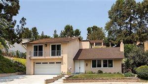 Photo of 1870 LAUREL WOOD Court, Thousand Oaks, CA 91362 (MLS # 218010196)