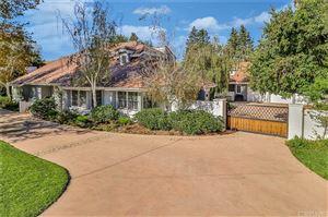 Photo of 4187 WOODLANE Court, Westlake Village, CA 91362 (MLS # SR19252196)