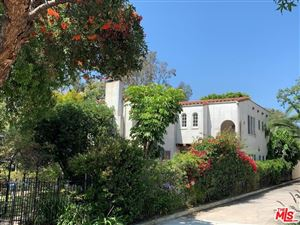Photo of 1007 CAROL Drive, West Hollywood, CA 90069 (MLS # 19509198)