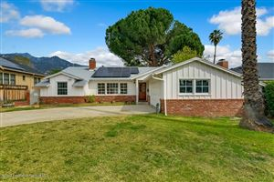 Photo of 2048 SINALOA Avenue, Altadena, CA 91001 (MLS # 818001198)