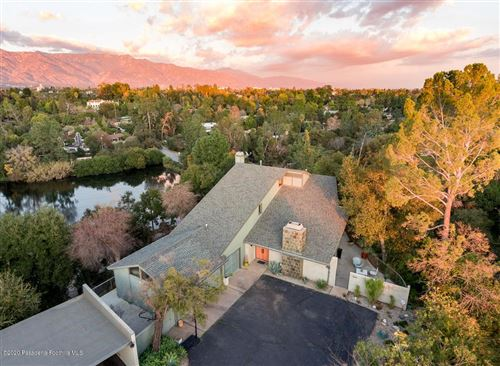 Photo of 1344 MARIANNA Road, Pasadena, CA 91105 (MLS # 820000199)
