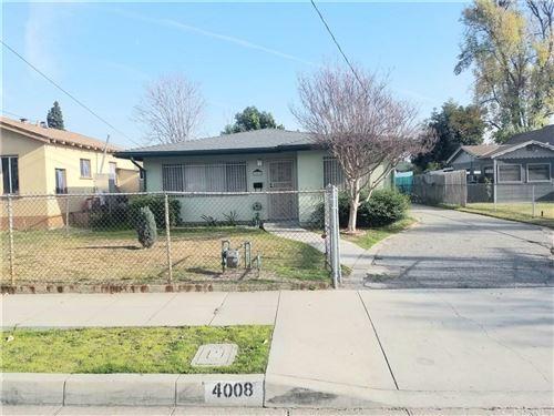 Photo of 4008 CYPRESS Avenue, El Monte, CA 91731 (MLS # SR20011199)