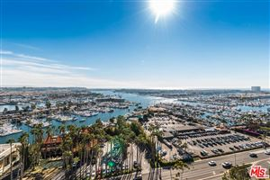 Photo of 13600 MARINA POINTE Drive #1711, Marina Del Rey, CA 90292 (MLS # 18304200)