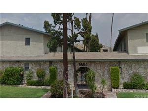 Photo of 8500 SUNLAND Boulevard #33, Sun Valley, CA 91352 (MLS # SR17268200)