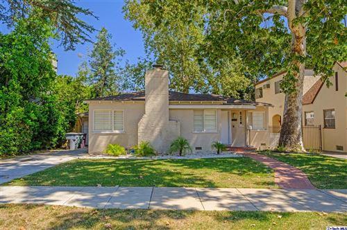 Photo of 1228 MONCADO Drive, Glendale, CA 91207 (MLS # 320000201)
