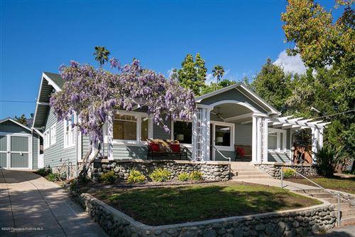 Photo of 933 East ELIZABETH Street, Pasadena, CA 91104 (MLS # 820001201)