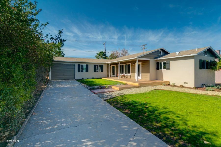 Photo for 131 PALM Drive, Camarillo, CA 93010 (MLS # 218001201)