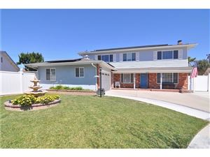 Photo of 2281 CARVER Court, Simi Valley, CA 93063 (MLS # SR18089202)