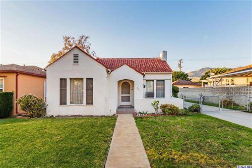 Photo of 825 North GLENDALE Avenue, Glendale, CA 91206 (MLS # 320000203)
