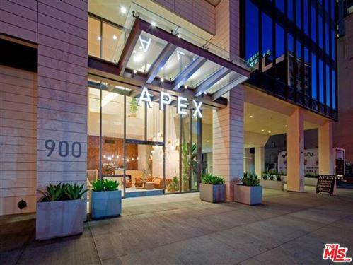 Photo of 900 South FIGUEROA Street #2010, Los Angeles , CA 90015 (MLS # 19523204)