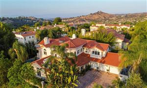 Photo of 24935 BELLA VISTA Drive, Calabasas, CA 91302 (MLS # 218001204)