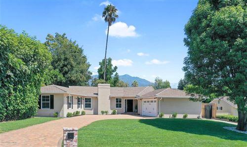 Photo of 961 VOLANTE Drive, Arcadia, CA 91007 (MLS # 819004204)