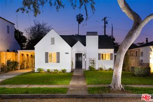 Photo of 4056 MINERVA Avenue, Culver City, CA 90066 (MLS # 18315206)