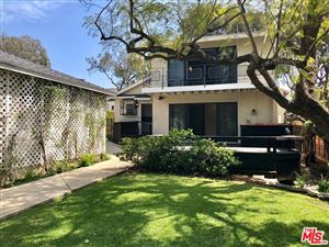 Photo of 1137 HARTZELL Street, Pacific Palisades, CA 90272 (MLS # 18336206)