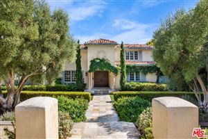 Photo of 14928 LA CUMBRE Drive, Pacific Palisades, CA 90272 (MLS # 19519206)