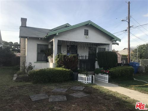 Photo of 4215 South BUDLONG Avenue, Los Angeles , CA 90037 (MLS # 19533206)