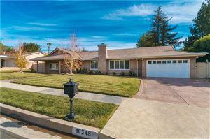 Photo of 10348 LARAMIE Avenue, Chatsworth, CA 91311 (MLS # SR19142207)