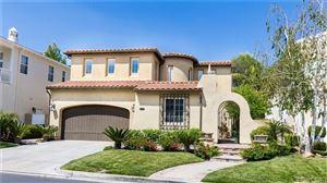 Photo of 24607 GARLAND Drive, Valencia, CA 91355 (MLS # SR19246210)