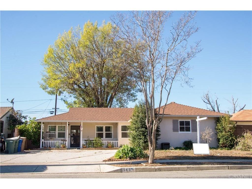 Photo for 343 C Street, Fillmore, CA 93015 (MLS # SR18009211)