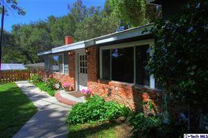Photo of 1713 PASADENA GLEN Road, Pasadena, CA 91107 (MLS # 818001213)