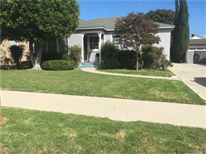 Photo of 8210 SAINT CLAIR Avenue, North Hollywood, CA 91605 (MLS # SR18241213)