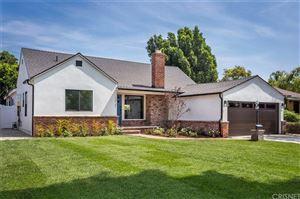 Photo of 12737 CALIFA Street, Valley Glen, CA 91607 (MLS # SR19163215)