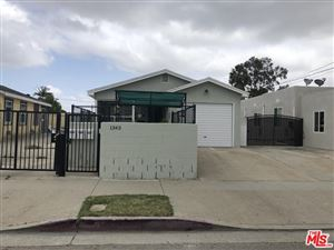 Photo of 1343 West 228TH Street, Torrance, CA 90501 (MLS # 18342216)