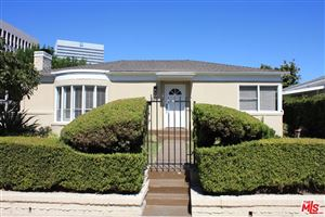 Photo of 6289 COMMODORE SLOAT Drive, Los Angeles , CA 90048 (MLS # 18343216)