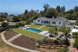 Photo of 5712 BUSCH Drive, Malibu, CA 90265 (MLS # 18354216)