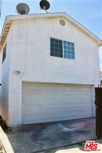 Photo of 1535 West 59TH Place, Los Angeles , CA 90047 (MLS # 18383216)