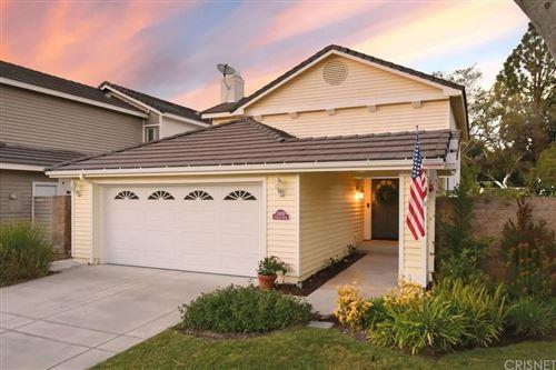 Photo of 12459 SUNNYGLEN Drive, Moorpark, CA 93021 (MLS # SR20048217)