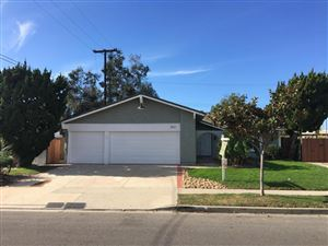Tiny photo for 893 BRENTLY Avenue, Camarillo, CA 93010 (MLS # 217014219)